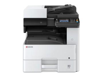 京瓷ECOSYS M4125idn黑白复印机 打印复印扫描双面网络输稿器单纸盒