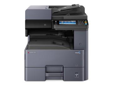 京瓷TASKalfa 4020i黑白复印机多功能数码复合机 双面输稿器+双面器+网络