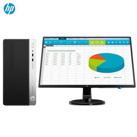 惠普(HP)480G4+N246v 23.8英寸显示器