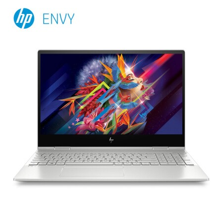 惠普ENVYx360 15 15.6英寸轻薄翻转笔记本