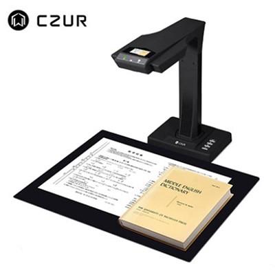 成者/CZUR ET18高速成册书籍文档免拆高拍仪高清扫描仪